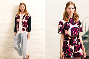 The Mother of Pearl Spring 2014 Collection is Deliciously Designed
