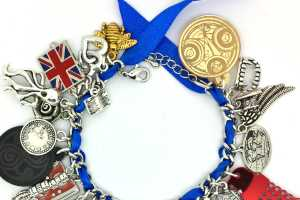 Canvas Warriors Lets Fans Customize Their Own Doctor Who Charm Bracelet