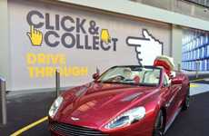 Luxury Fashion Drive-Throughs