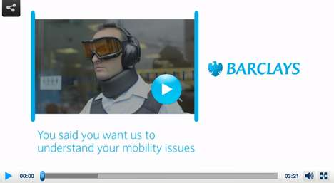 Age-Simulating Suits - Barclays