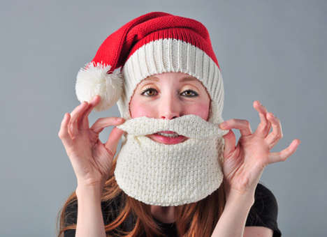 35 Festive Santa Claus Products - From Kris Kringle-Inspired Caps to Santa Laundry Lines
