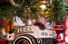 Shutterbug Christmas Ornaments