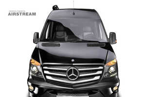 The 2014 Airstream Interstate Makes for Classy Camping