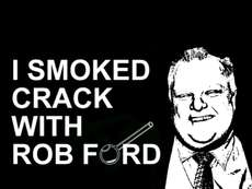 17 Scandalized Politician Products - The Rob Ford Crack Scandal is Just Another Political Desaster
