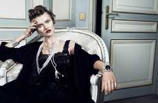 Old World Jewelry Editorials