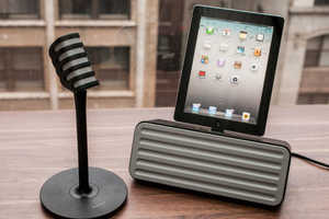 The StarMaker Bluetooth Karaoke System by Philips Raises the Bar