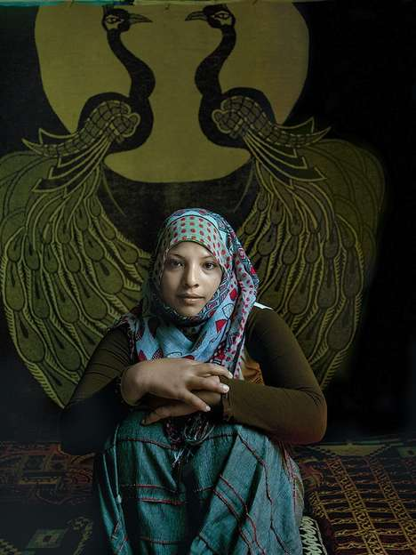 Powerful Syrian Refugee Photography - Syria