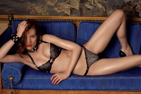 $3,000 Luxe Lingerie - The New Bordelle Lingerie Collection Is Bound to Break Your Budget