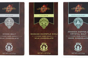 Vosges' Hunger Games Chocolate Features the 12 Districts