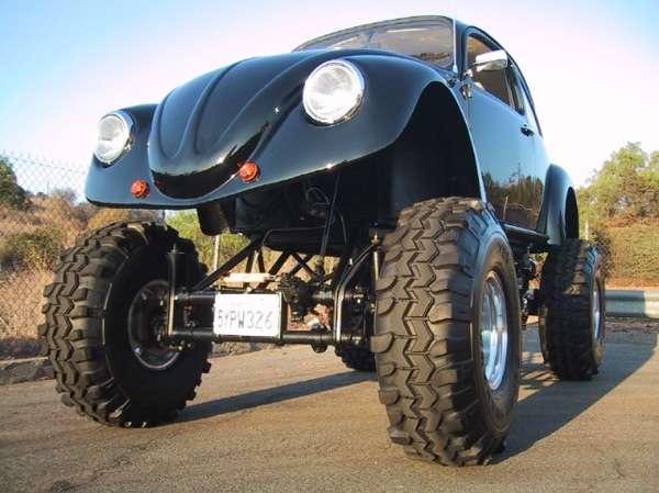 Modified VW Bugs