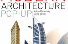 Modern Architecture Pop-Up Books - Radevsky and Sokol