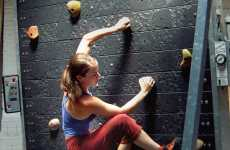Rock Climbing Treadmill - Climb Forever on a 'Treadwall'