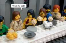 Re-Telling the Bible in LEGO