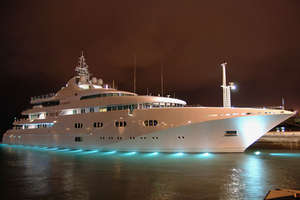 Princess Mariana Luxury Yacht For $606,500 A Week