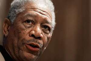 Morgan Freeman's Nightmare Makes Three