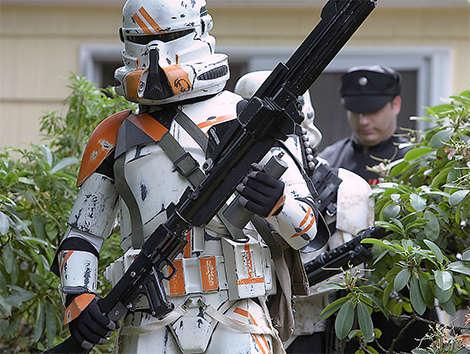 Star Wars Weddings