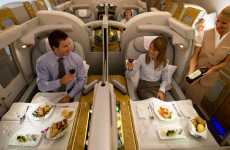 $14,000 Showers in the Sky - Emirates A380