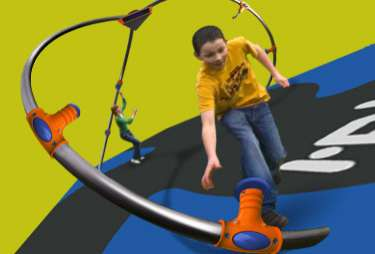 Intelligent Playgrounds to Fight Obesity