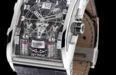 $550,000 Luxury Watches - The Hysek Colosso