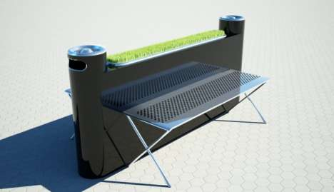 Pro-Smoking Designs - The Smoker Bench
