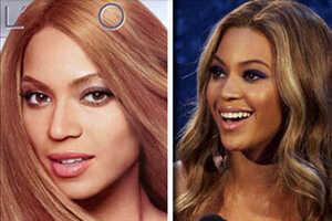 L'Oreal Denies Whitening Beyonce
