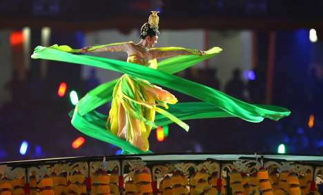 Beijing Olympics Opening Ceremony in Photos (UPDATE)