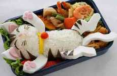 Japanese Lunch Art - Bizarre Bento Boxes