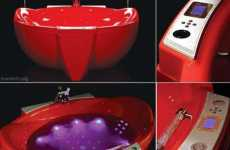24 Incredible Bathtubs