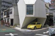 Modern Tokyo Compact Housing - Architecture by Yasuhiro Yamashita