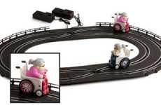 Geriatric Train Sets