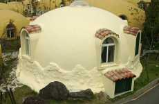 Modular Igloos - Styrofoam Dome Houses