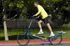 Stand and Cycle Biking