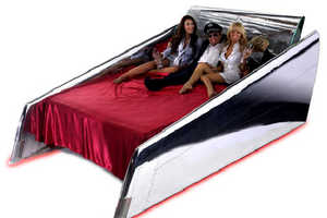 MotoArt Mile High Bed