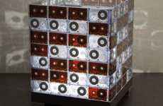 Obsolete Cassette Tape Lighting