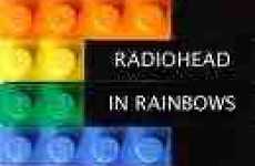 Radiohead in LEGO