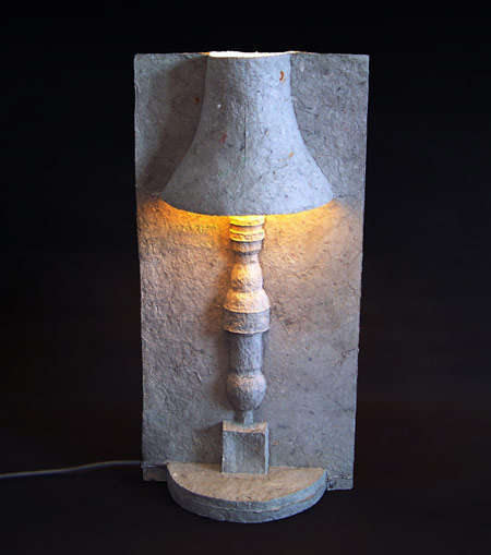 Eco Packaging Lamps