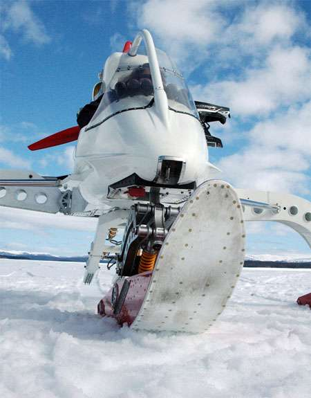Snowmobiles of the Future