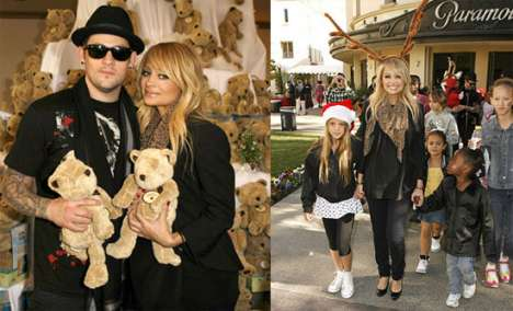 Celebrity Mom Charities - Nicole Richie's Gift Registry For Needy Moms