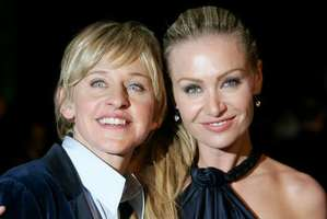 Portia de Rossi and Ellen DeGeneres' Wedding