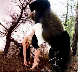 Bigfoot Parodies - Bigfoot Photos and Videos Inspiring Comedy