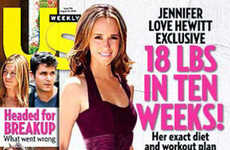 Jennifer Love Hewitt's Weight Loss, Thoughts on Body Image