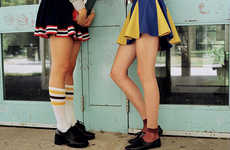 12 Racy Cheerleader Styles