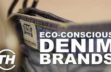 Eco-Conscious Denim Brands