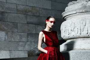 This Stylish Antidote Magazine Spread Features Zuzanna Bijoch