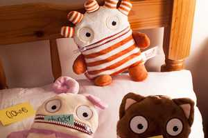 Sorgenfresser Worry Eaters are Cute and Cuddly Stress Dolls for Kids