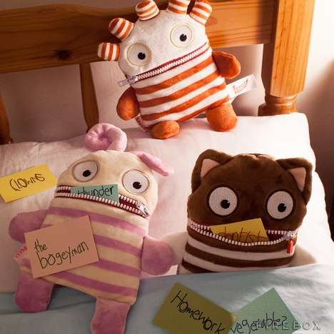 Anxiety Consuming Puppets - Sorgenfresser Worry Eaters are Cute and Cuddly Stress Dolls for Kids