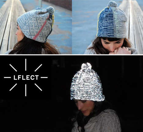 Stylish Reflective Accessories - LFLECT