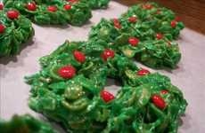 Christmas Door Ornament Snacks