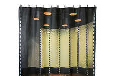 This Star Trek Shower Curtain Set is Out of This World