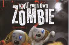 Yarned Zombie Abominations - Fiona Goble Teaches You to Knit Your Own Zombies